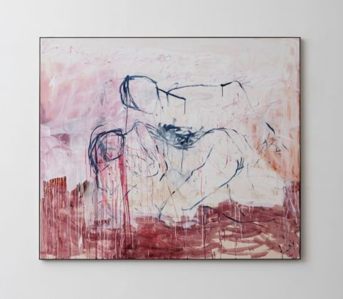 Tracey Emin, What I could Have Been, 2019. Courtesy of Galleria Lorcan O'Neill
