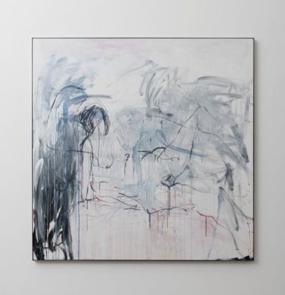 Tracey Emin, Without You, 2019. Courtesy of Galleria Lorcan O'Neill