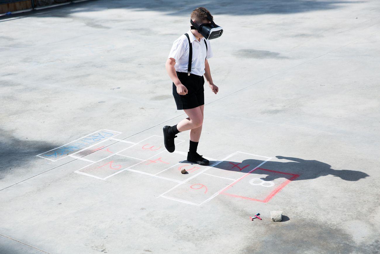 Urban Games. Photo Luca Centola