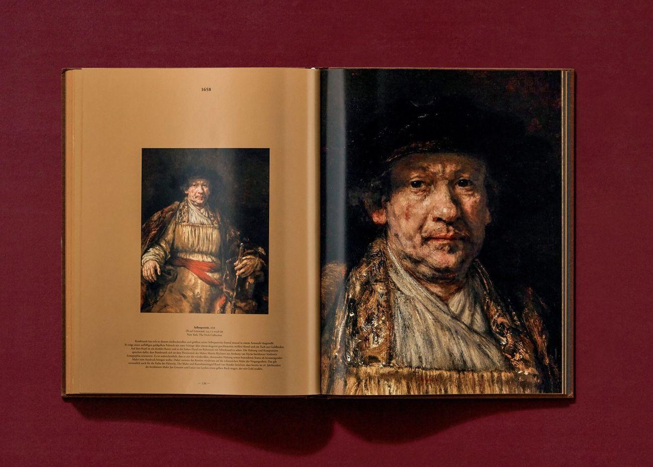Volker Manuth & Marieke de Winkel – Rembrandt. The Self Portraits (Taschen, Colonia 2019)