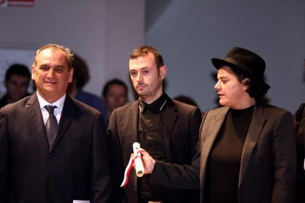 Lucio Nisi, Sergio Tavelli e Pinky, Ambrogino d'oro Milano