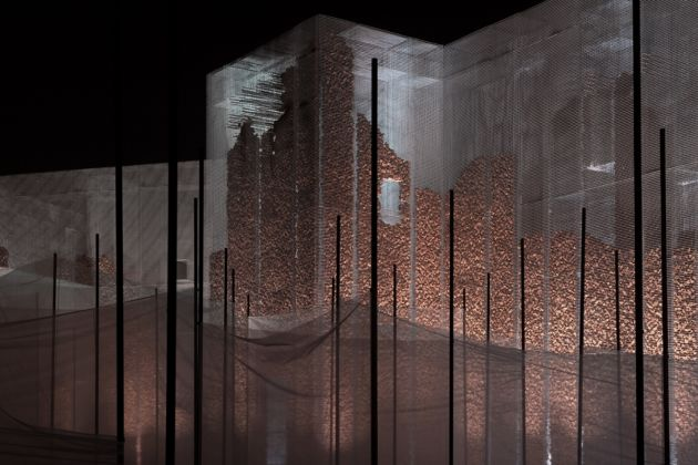 Studio Studio Studio_Duna by Alberonero dialogues with Gharfa_Diriyah Oasis_designed and curated by Designlab Experience © Roberto Conte