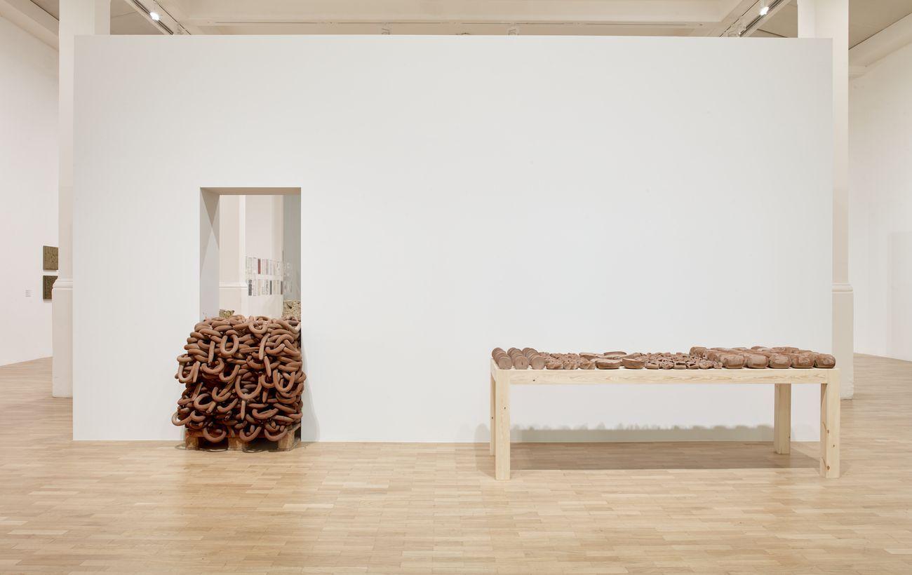 Anna Maria Maiolino. Making Love Revolutionary. Exhibition view at Whitechapel Gallery, Londra 2019