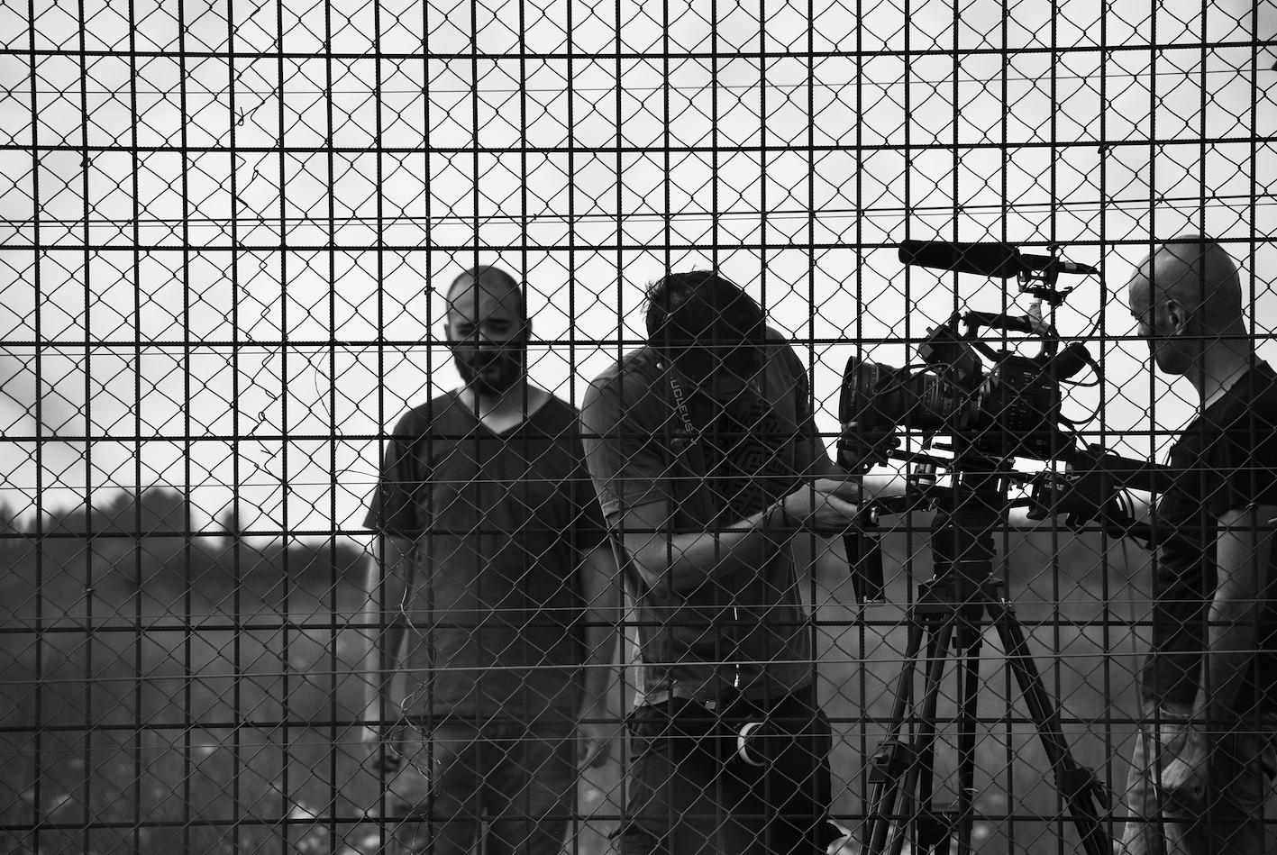Filippo Berta, One by One (work in progress), 2019, Italian Council 2019, backstage