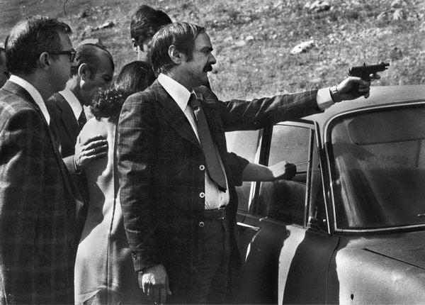 Boris Giuliano, Foto di Ernesto Battaglia