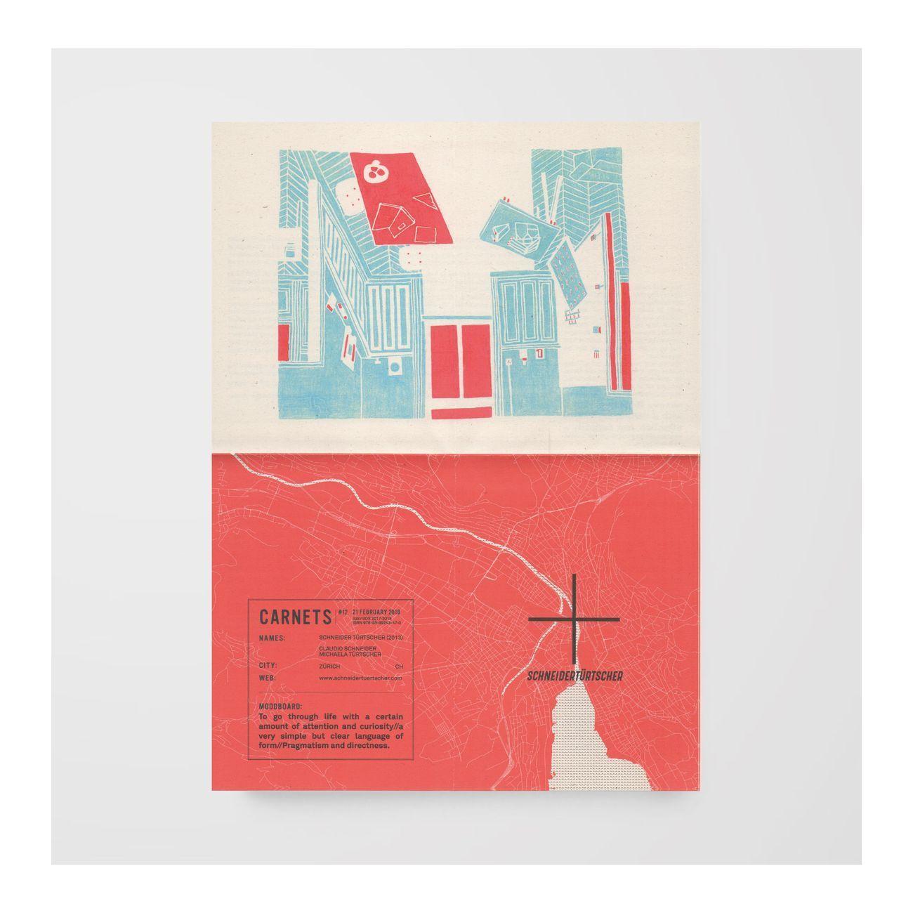 CARNETS - Architecture Is Just a Pretext (Anteferma, Venezia 2019) _formella