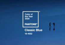Classic Blue - Color of the Year 2020 - Courtesy Pantone