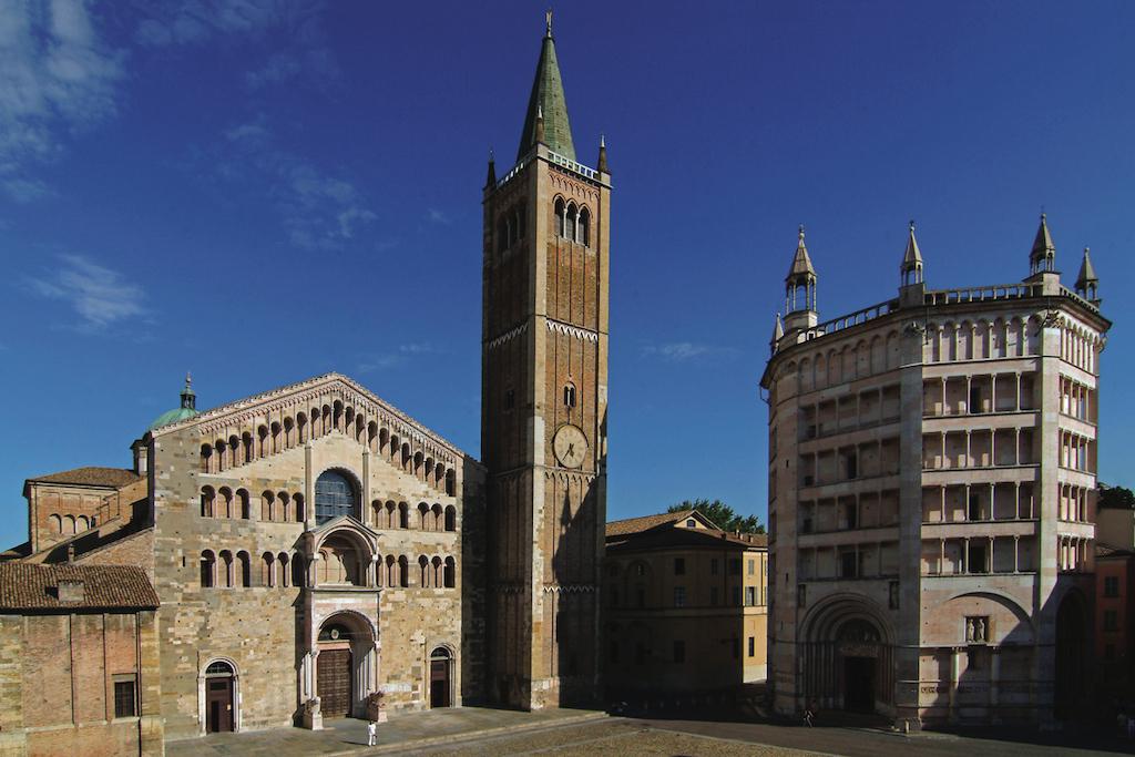 Duomo di Parma, photo Edoardo Fornaciari