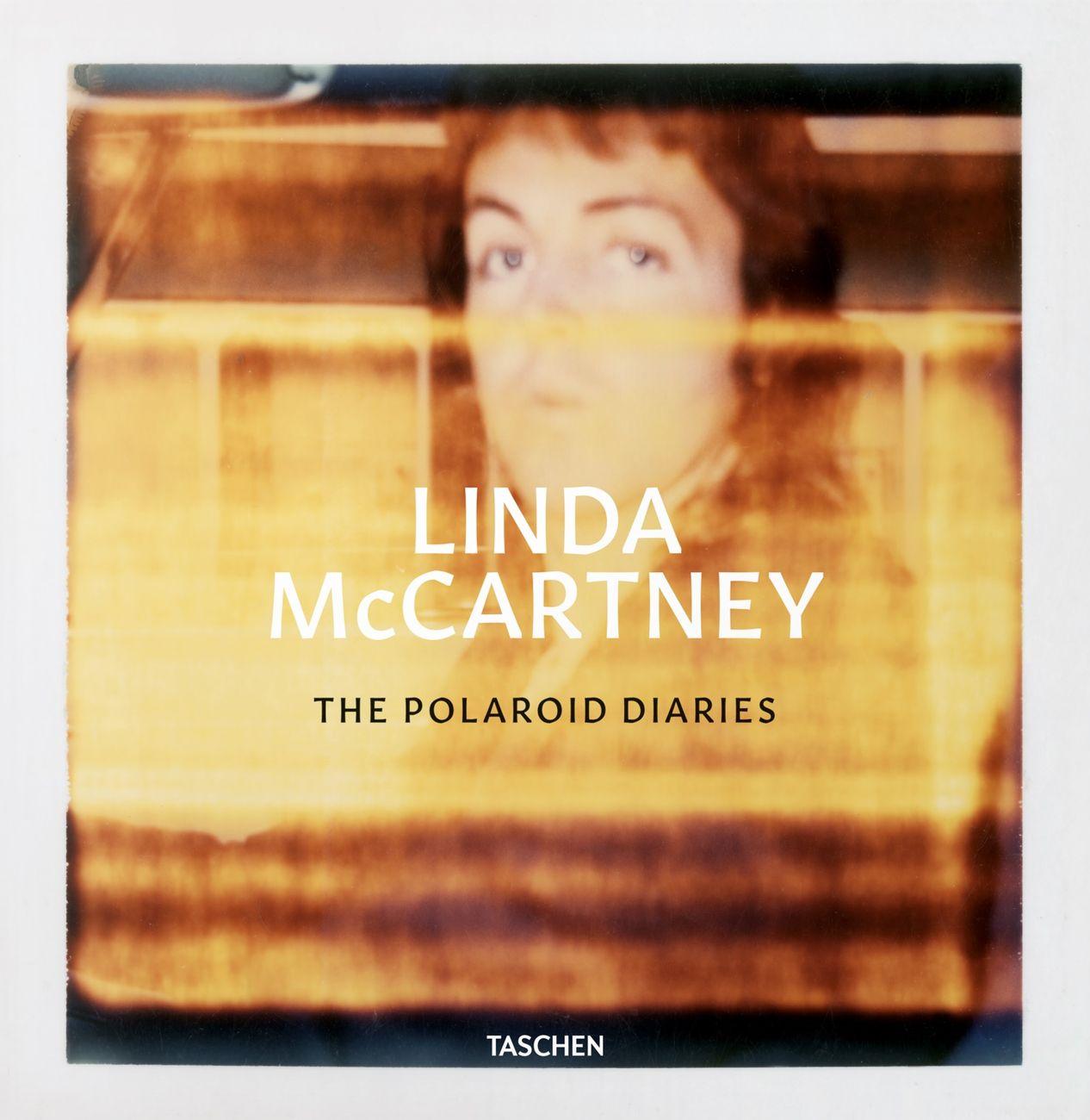 Ekow Eshun & Reuel Golden – Linda McCartney. The Polaroid Diaries (Taschen, Colonia 2019)