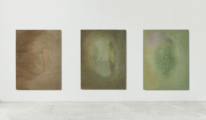 Fabio Marullo, Nebula. Installation view