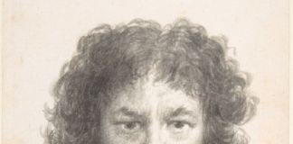 Francisco de Goya, Autorretrato, 1796. New York, The Metropolitan Museum of Art (dettaglio)