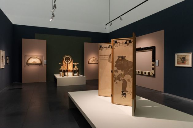 Impressioni d'Oriente. Exhibition view at Mudec, Milano 2019. Photo Carlotta Coppo