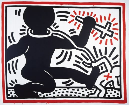 Keith Haring, Untitled, 1984 © Keith Haring Foundation