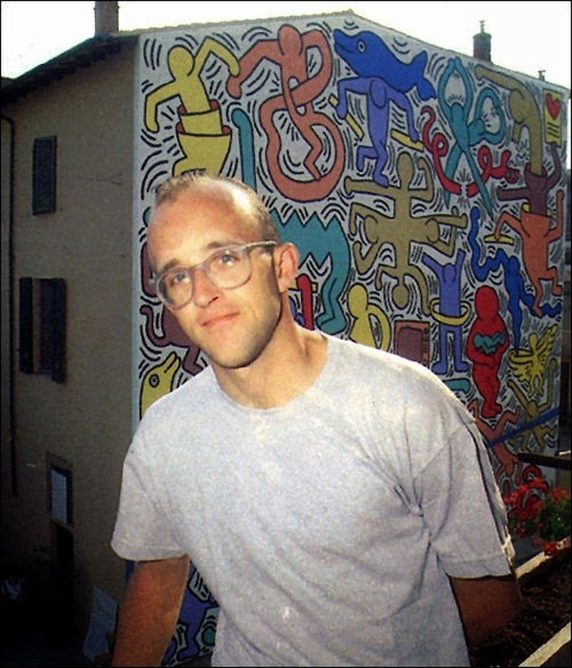 Keith Haring a Pisa