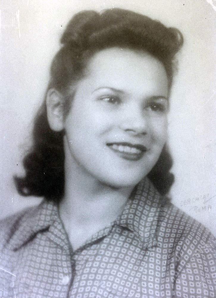La partigiana Lucia Ottobrini in una foto d'epoca