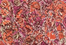 Lee Krasner, Icarus, 1964. Thomson Family Collection © The Pollock Krasner Foundation. Courtesy Kasmin Gallery. Photo Diego Flores