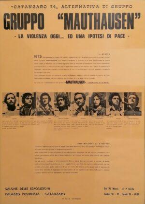 Manifesto del Gruppo Mauthausen, 1974