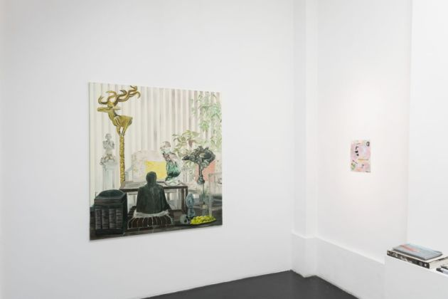 Marjolijn De Wit, Other parts of the scene, 2019, installation view. Courtesy Otto Zoo. Photo Luca Vianello