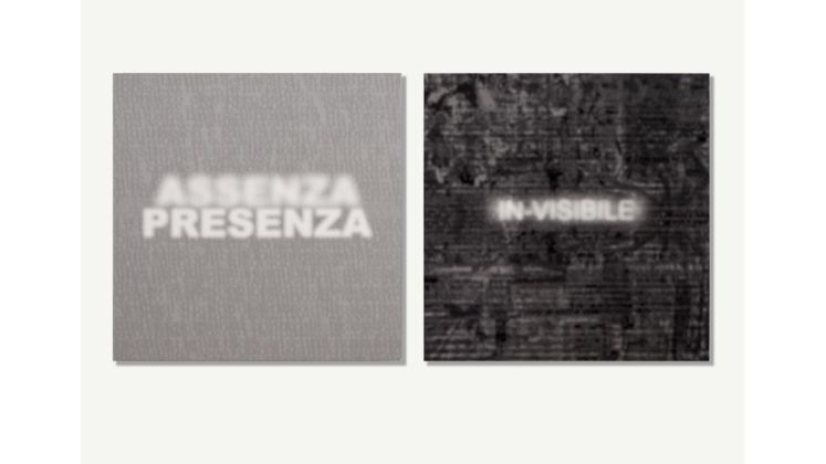 Piero Varroni, Assenza, presenza – invisibile, 2019. Photo Alberto Medri