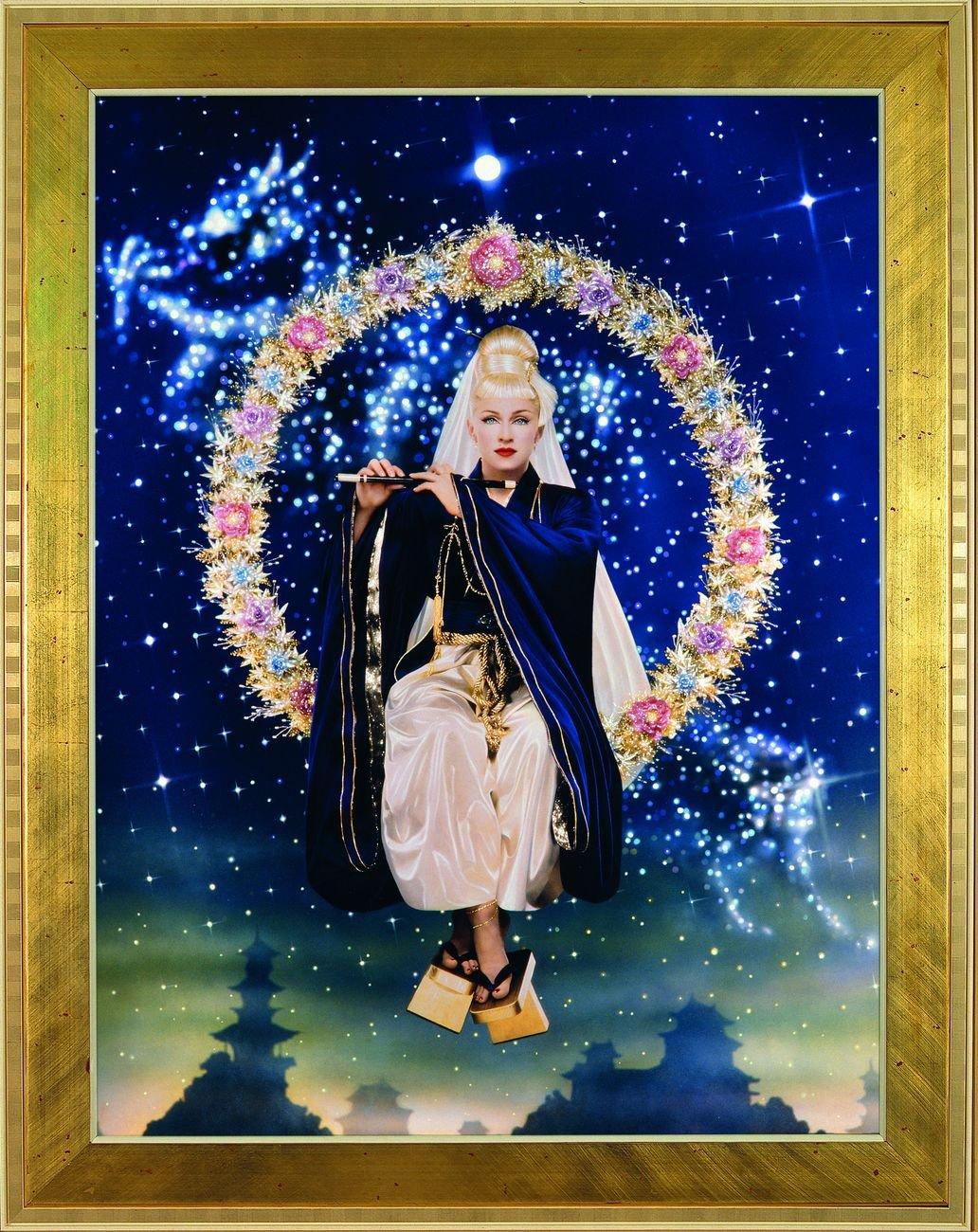 Pierre et Gilles, Legend (Madonna), 1995. Collezione privata © Pierre et Gilles