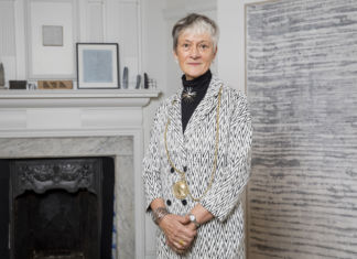 Rebecca Salter, President of the Royal Academy of Arts © Getty Images, Tristan Fewings