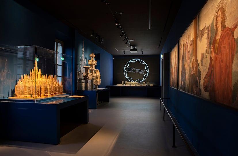 Nuove Gallerie Leonardo, Milano @Lorenza Daverio