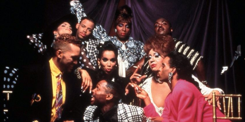 Screenshot da Paris is Burning (1991) di Jennie Livingston