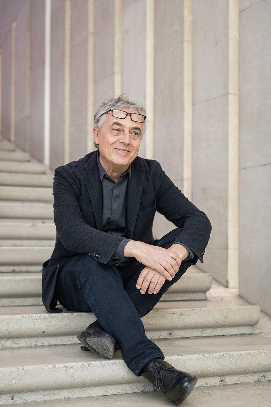 Stefano Boeri. Photo Gianluca Di Ioia