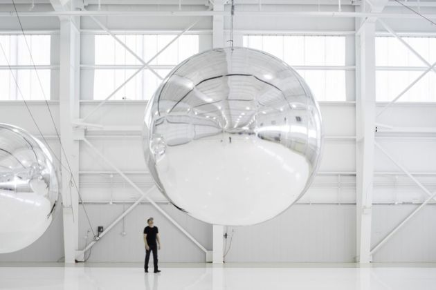 Trevor Paglen, Prototype for a Nonfunctional Satellite #4, 2013
