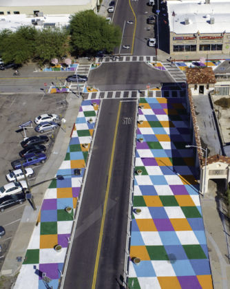 Tucson Artist and Photo Credit Living Streets Alliance Case Study pg 35