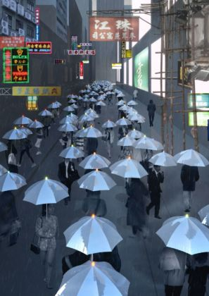 UABB ‒ Urbanism and Architecture Bi City Biennale of Hong Kong and Shenzhen 2019. Storm Speed City Future Firm