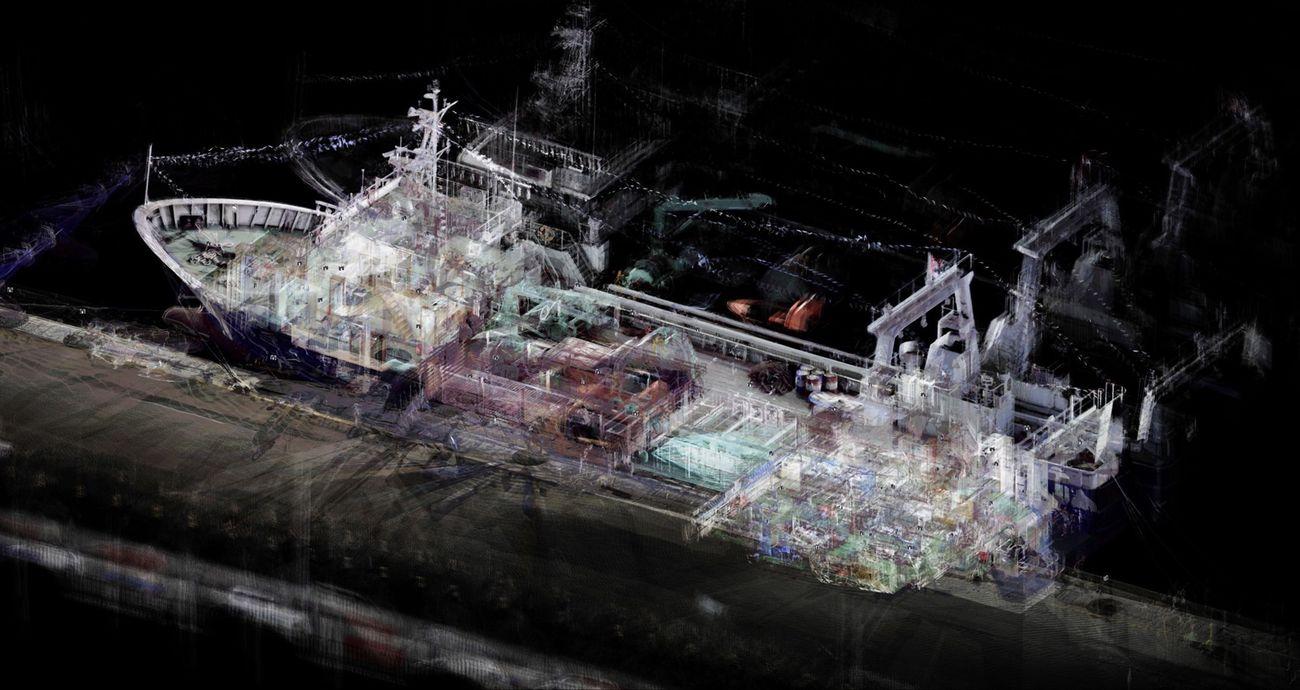 UABB ‒ Urbanism and Architecture Bi City Biennale of Hong Kong and Shenzhen 2019. Urban Witness. The transformation of Shekou Fishing Port INTACT STUDIO, Ai Deng, Li Lipeng
