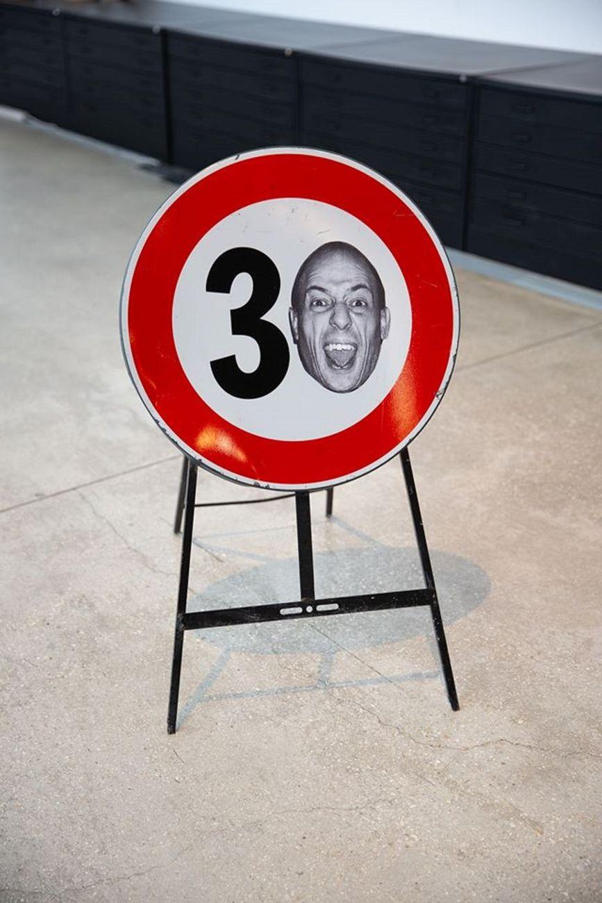 Un S.S.R. ‒ Segnale Stradale Rettificato di Pino Boresta