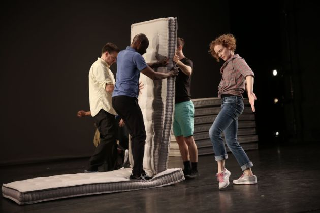 Yvonne Rainer, Parts of Some Sextets, 1965 2019, Gelsey Kirkland Arts Center. Performa Commission per Performa 19, New York 2019. Photo © Paula Court