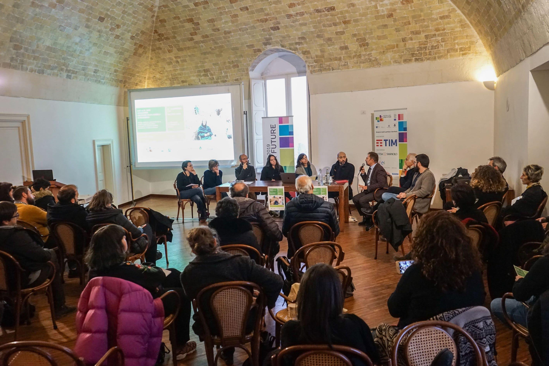 Come&Seed – Coltivare nuovi modelli di residenza - Matera 2019