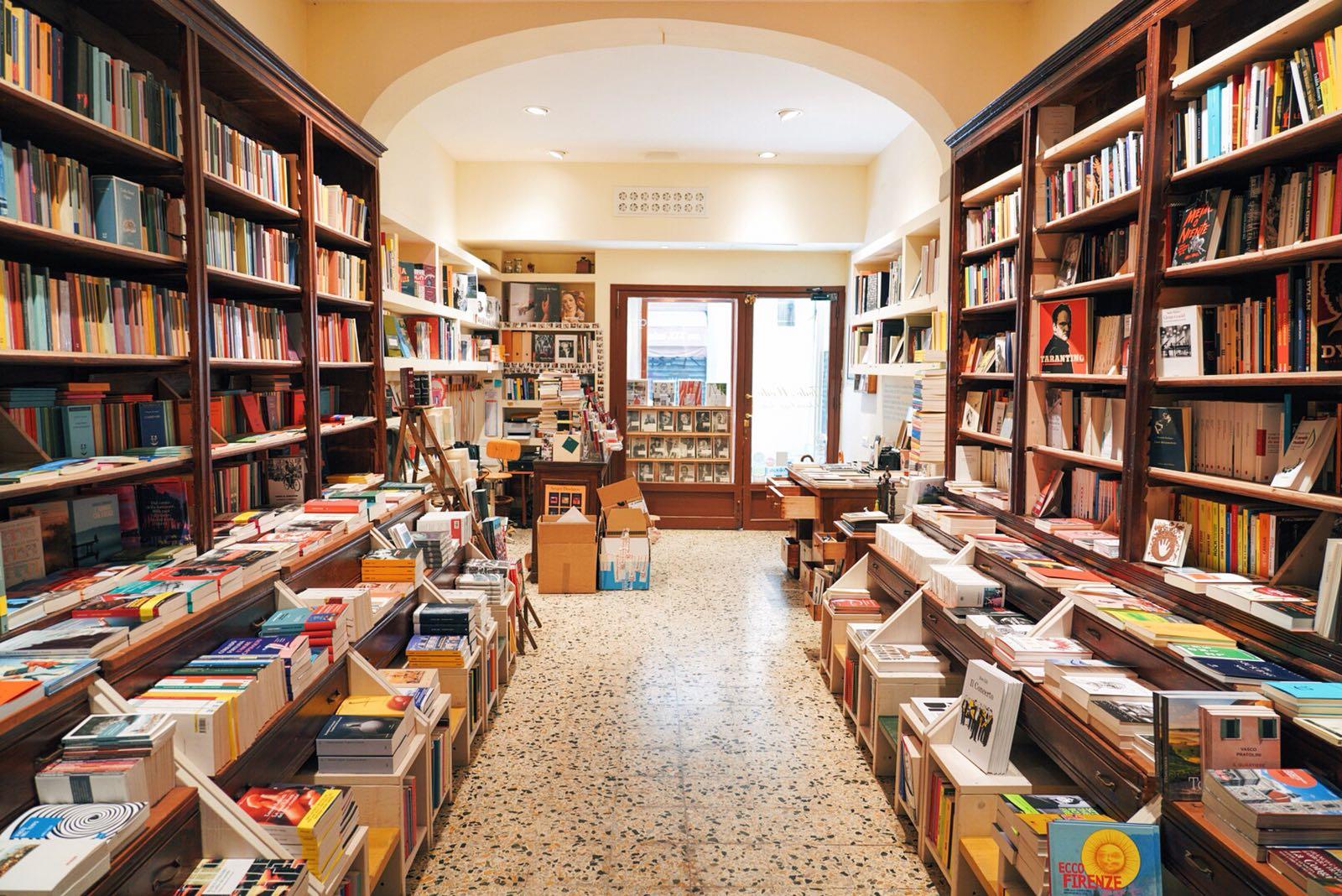 Libreria Todo Modo, Firenze via Facebook