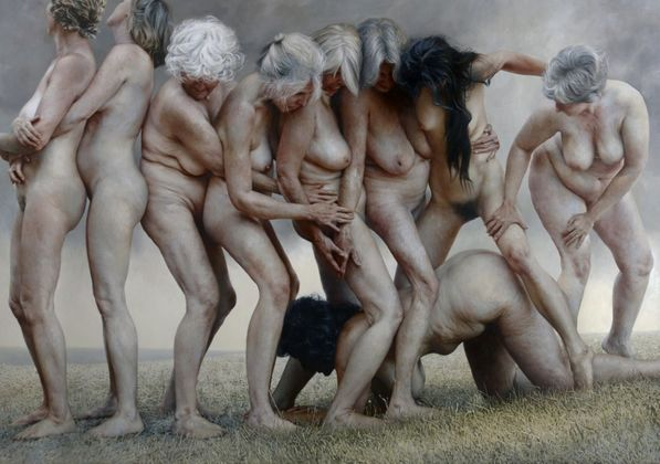 Aleah Chapin, It Was the Sound of Their Feet. 2014