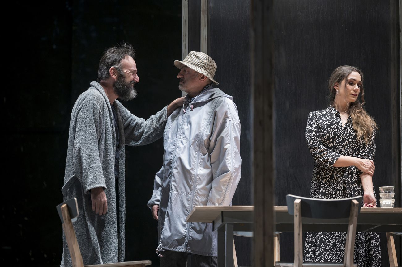 Anton Čechov, Zio Vanja. Regia Kriszta Székely. Teatro Stabile di Torino Teatro Nazionale. Photo © Andrea Macchia
