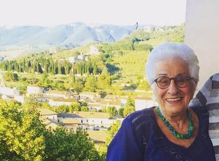 Bianca Attolico a Spoleto