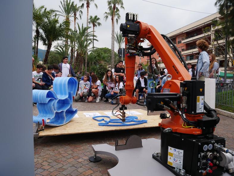 Caracol Robotic Playground