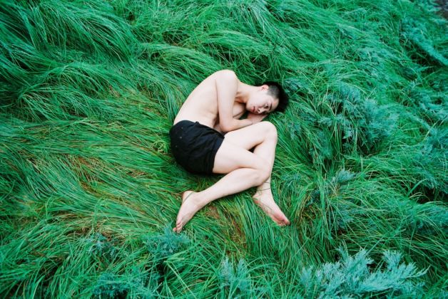 Ren Hang Untitled Photograph Collection of Sunpride Foundation Image courtesy of artist
