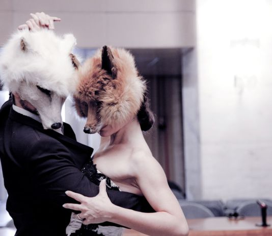Elena Bellantoni, The Fox and the Wolf. Struggle for Power, 2014. Credits Collezione Farnesina