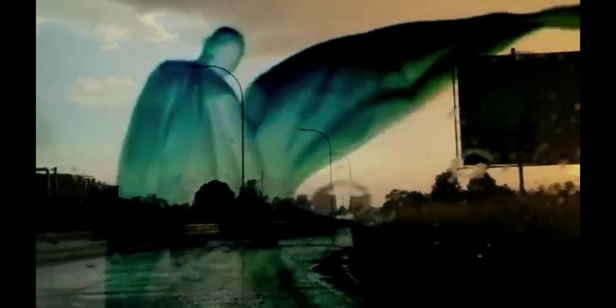 Frames dal video tributo a Lindsay Kemp, regia di Dario Ballantini, musica dei PASE