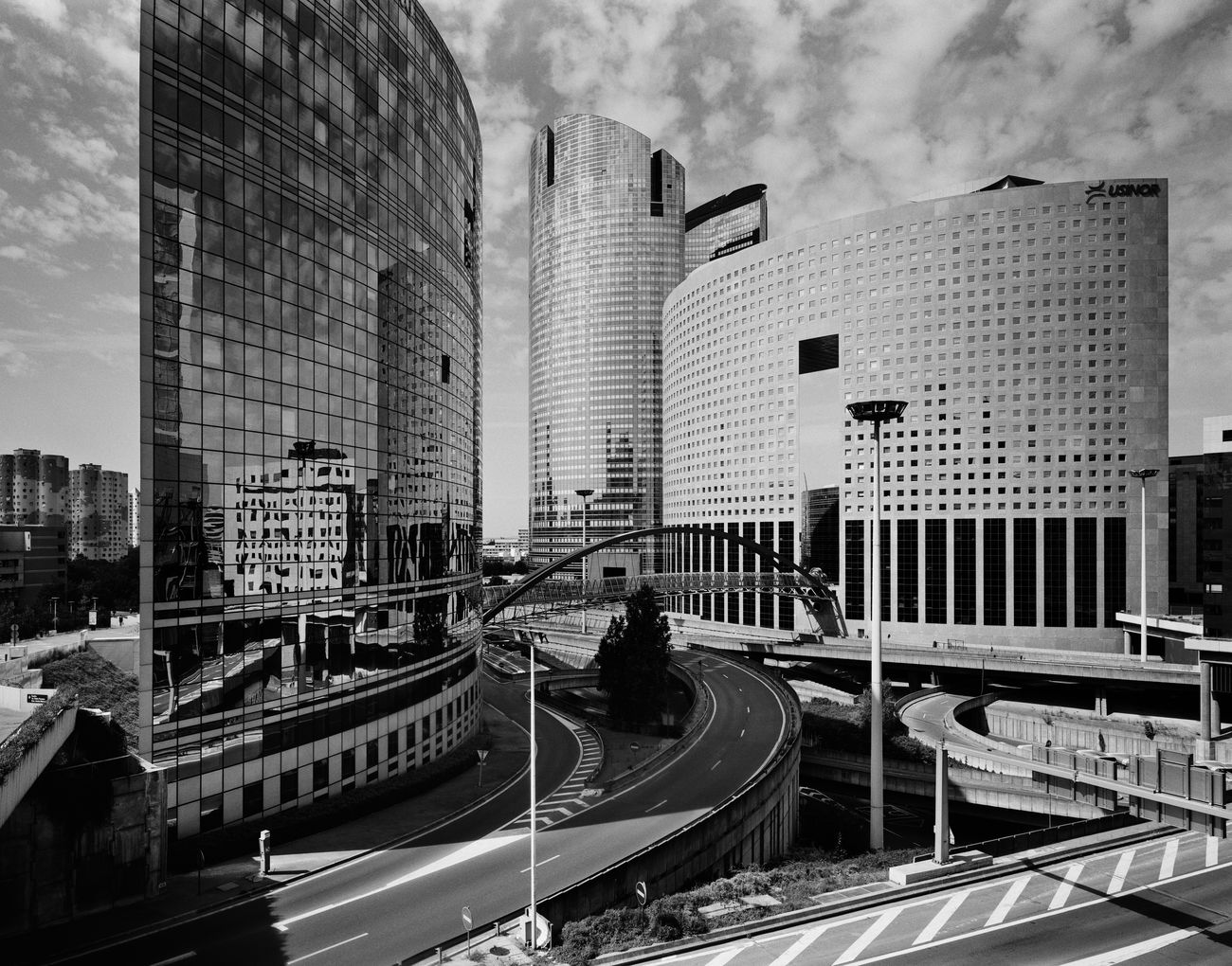 Gabriele Basilico, Paris, 1997. © Archivio Gabriele Basilico