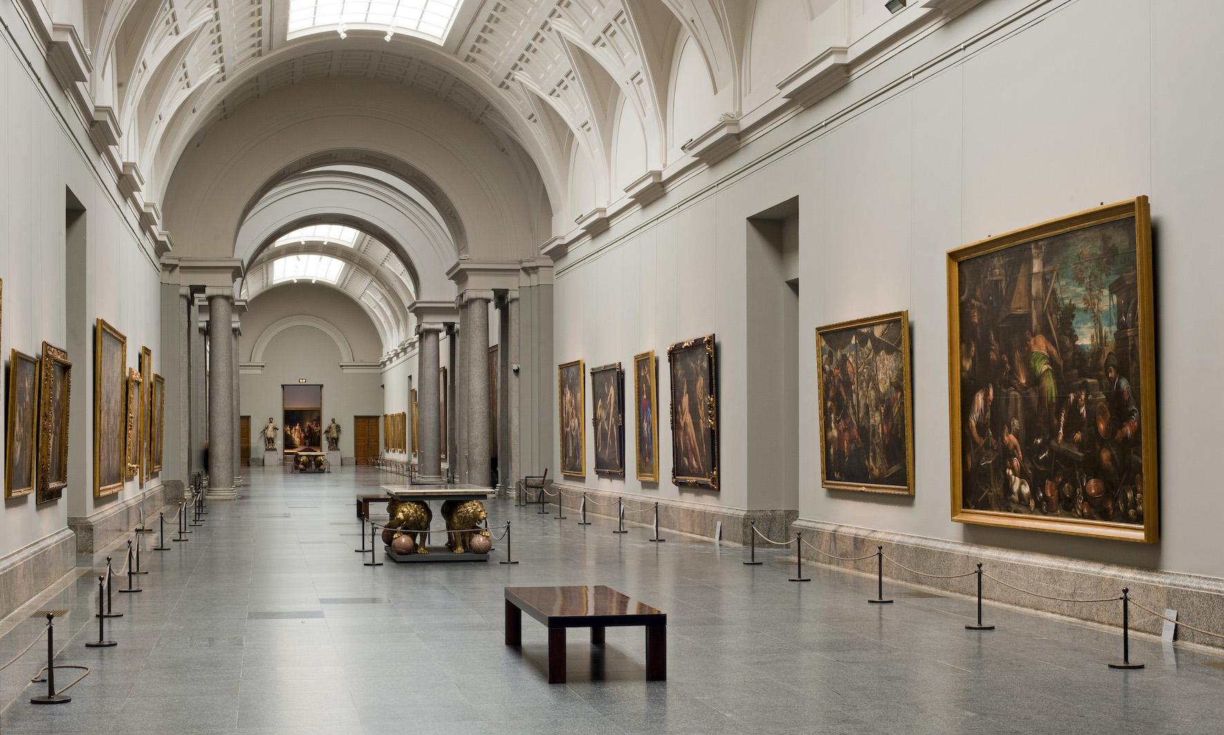 Galleria Centrale Prado