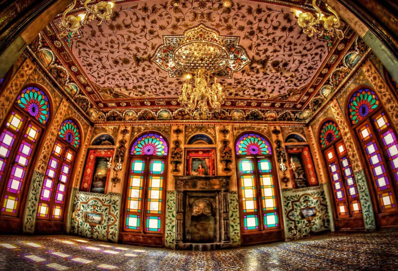 Golestan Palace, Teheran, Iran