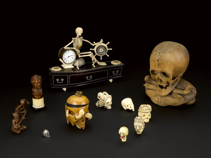 Group of various Momento Mori © Science Museum Group