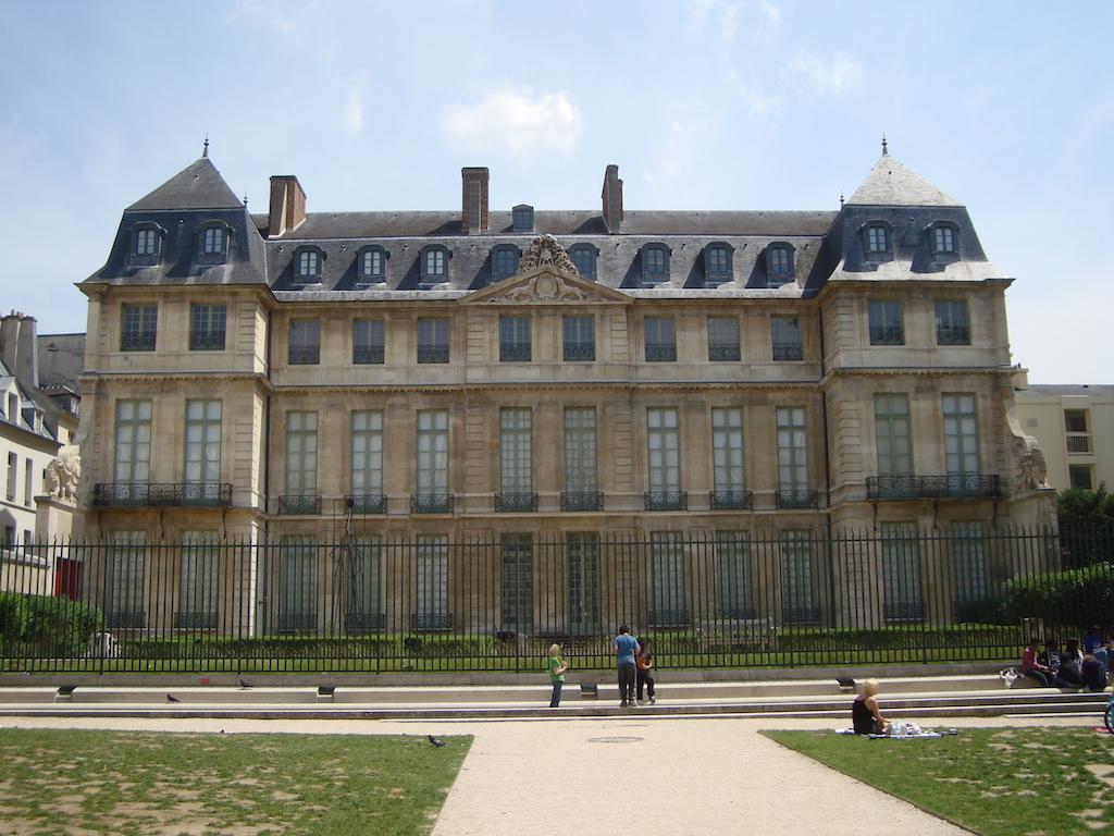 Il Musée Picasso di Parigi, fonte Wikipedia