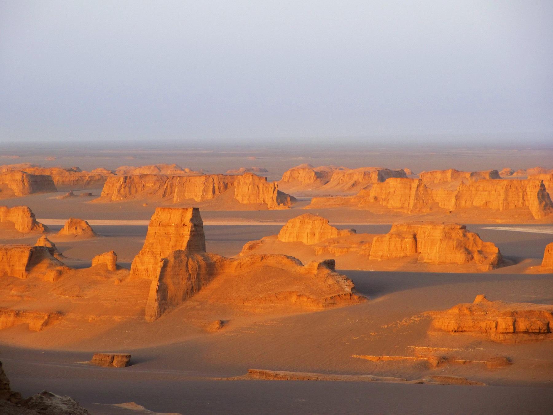 Iran, il Deserto di Lut