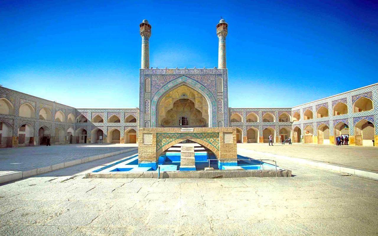 La Moschea Di Isfahan, uno dei 24 siti Unesco in Iran